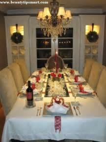 christmas table setting decoration ideas 2016