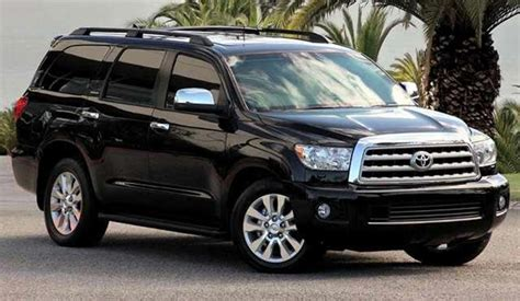 toyota usa 2016 2016 toyota sequoia new suv usa 2015carspecs com
