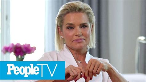 yoland foster her wellness regime yolanda hadid opens up about how lyme disease nearly