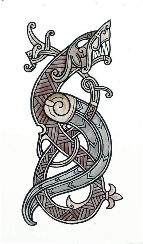 tattoo dragon viking viking dragon canvas print pictures pinterest viking