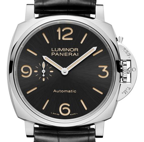 Luminor Panerai For panerai luminor due 3 days watches debut new luminor line