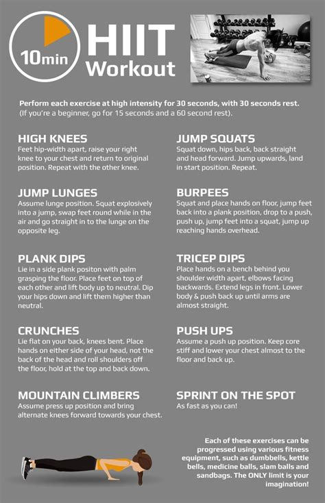 top 25 best hitt workout ideas on hiit