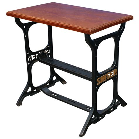 siger set tebal tetes machine age wrought iron wood table desk bench set ebay