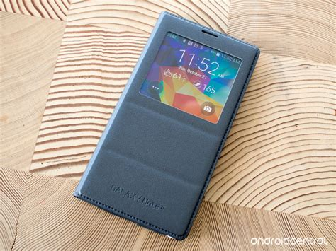 Note 4 Cover S View Note 4 Sarung Note 4 samsung galaxy note 4 qi wireless laden