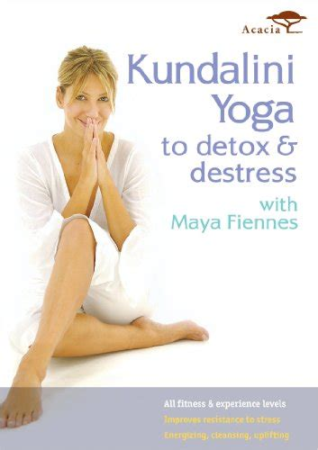 Fiennes Detox Dvd by Fiennes Kundalini To Detox And