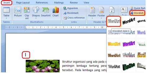 cara membuat footnote pada laptop cara menyisipkan gambar di microsoft word 2007 umardanny com
