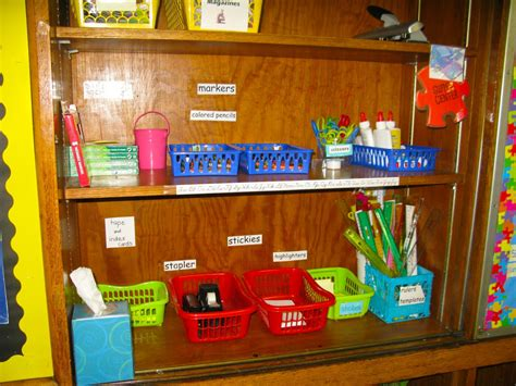 Office Supplies For Teachers 4 Classroom Organization Ideas That Really Work