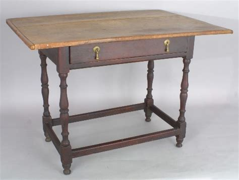 Table And Tavern massachusetts tavern table antique delft