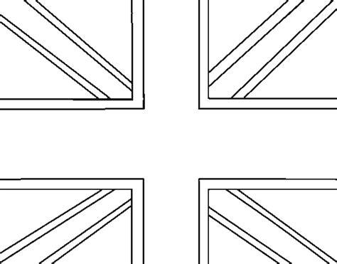Union Jack Home Decor dibujo de bandera de inglaterra para colorear y pintar quotes