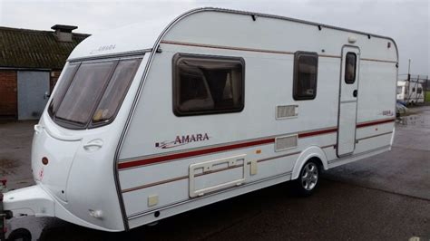 coachman awning caravan coachman amara 520 4 4 berth end washroom full