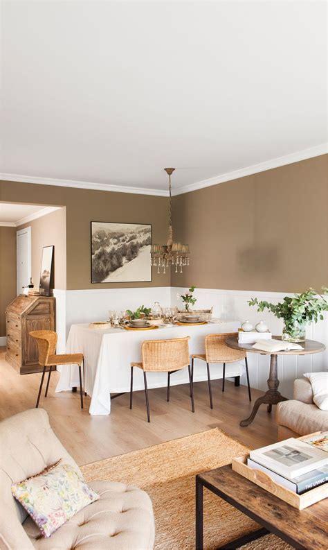 colores  pintar sala comedor  cocina juntos za calo
