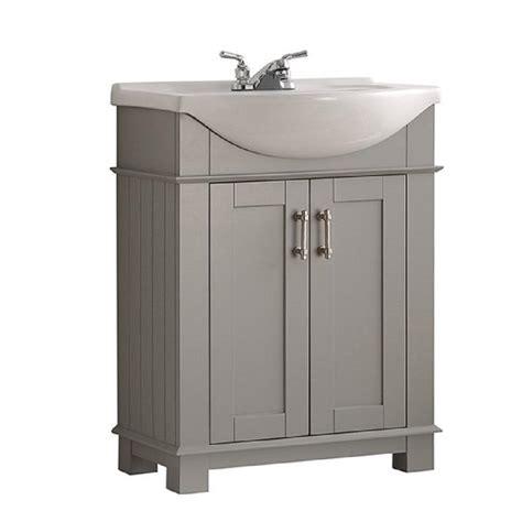 Home Depot Bathroom Vanity Top Fresca Bradford 30 In W Traditional Bathroom Vanity In White With Ceramic Vanity Top In White