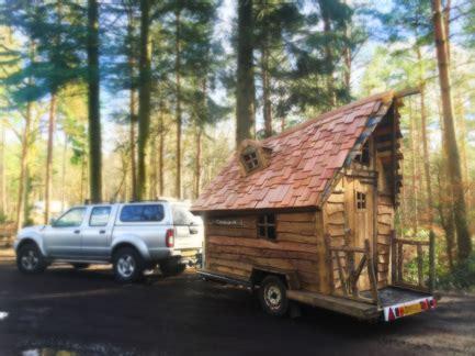 pixie tiny house cabin custom built garden rooms