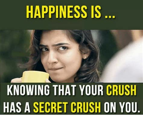 Secret Crush Meme - 25 best memes about secret crush secret crush memes