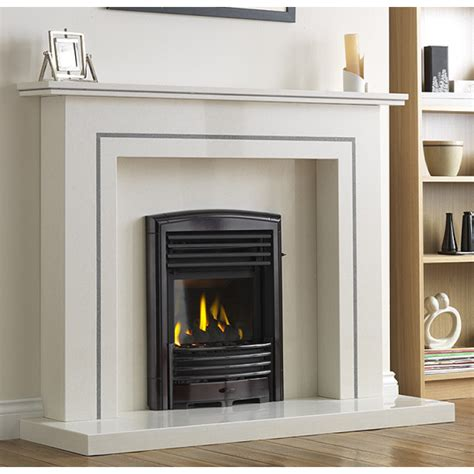 Aztec Plus Marble Fireplace A Plus Fireplaces