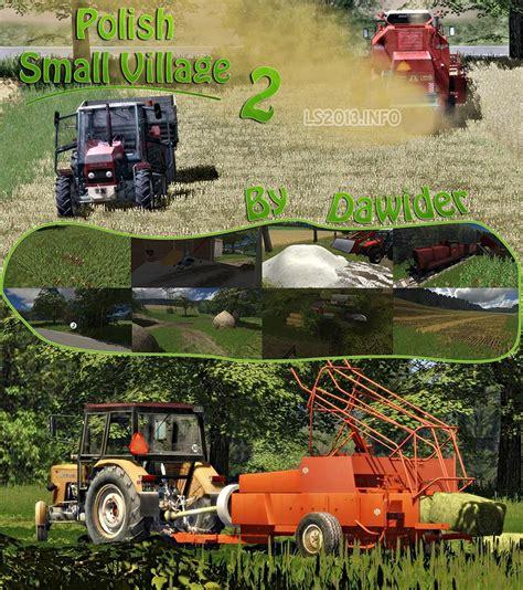 mod game farm village maps free game mods simulator games mods download