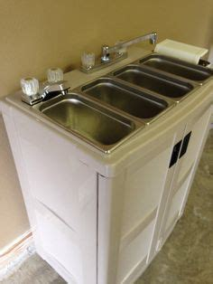 3 compartment sink for food truck 3 compartment sink for a small food trailer food truck