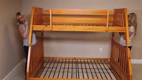How To Make Bunk Bed How To Build A Bunk Bed From Factorybunkbeds