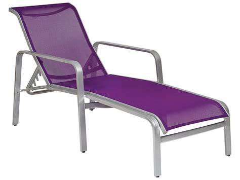 stackable chaise lounge woodard landings sling aluminum stackable chaise lounge