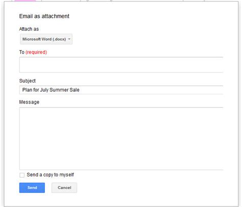 google design document how to share a google doc with a non google user