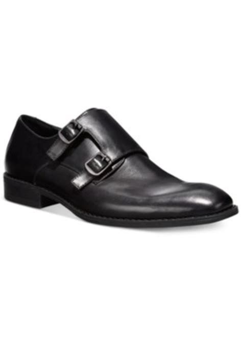 macys mens athletic shoes alfani alfani eli monk loafers only at macy