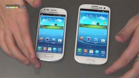Samsung S3 Mini samsung galaxy s3 mini vs samsung galaxy s3