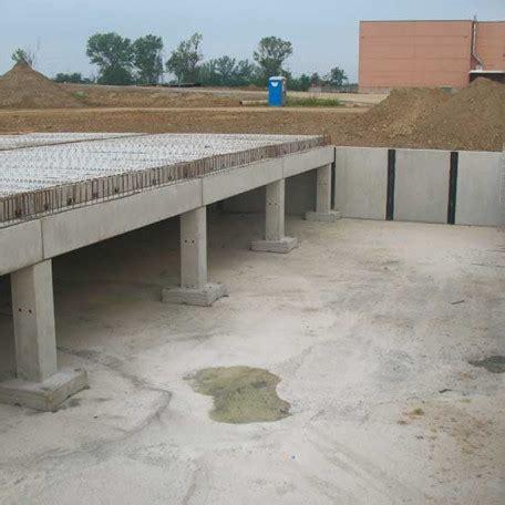 vasche di laminazione vasche di laminazione paver costruzioni s p a