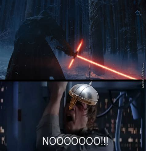 Star Wars 7 Memes - star wars vii now with medieval lightsaber seriously