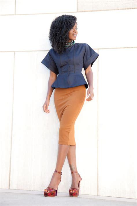 Pantry Styles by Style Pantry Edun Peplum Jacket