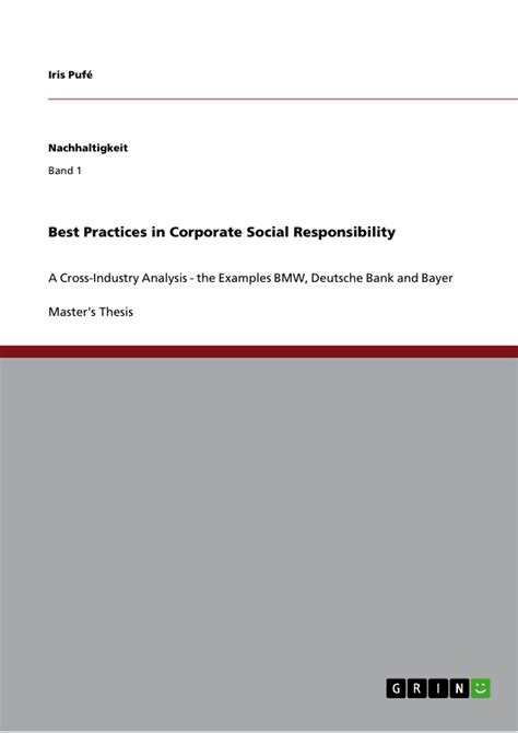 Corporate Social Responsibility Mba Dissertation by Corporate Social Responsibility Dissertation Questions