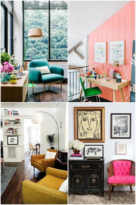 Bright Colored Accent Chairs Cool The Bright Accent Chair The Effortless Chic