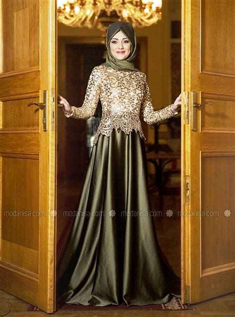 contoh design gaun pesta model gaun pesta muslim 2018 gamis terbaru gambar busana