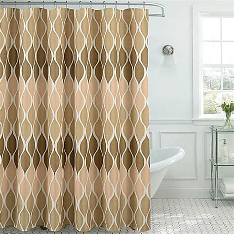 bed bath and beyond linen curtains clarisse faux linen shower curtain bed bath beyond