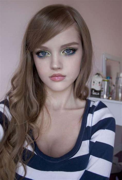 model girl looks illegal la ni 241 a barbie que arrasa en la red aprendiz de madre