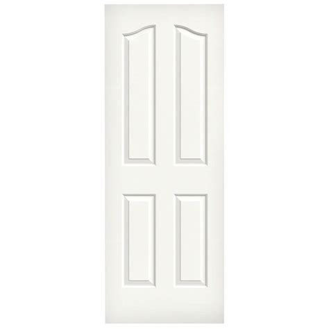 home depot jeld wen interior doors jeld wen 28 in x 80 in provincial white painted textured