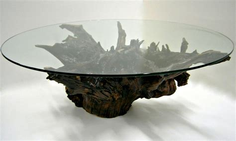 Coffee Table: Unique Round Coffee Tables with Glass Modern Coffee Tables, Large Round Coffee