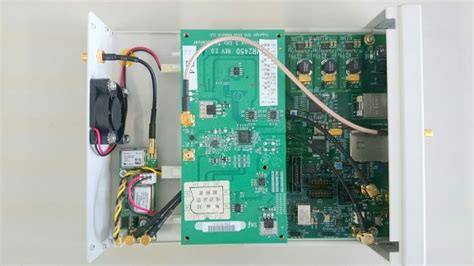 usrp n200のセットアップ software defined laboratory