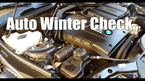 Auto Winter by Auto Winter Check Auto F 252 R Den Winter Vorbereiten