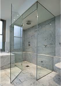 frameless shower doors frameless glass enclosures contemporary shower doors new york by