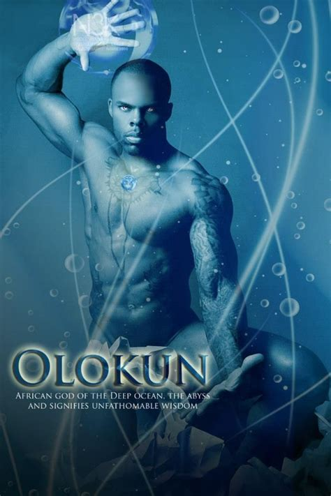yoruba mythology coloring book the gods and goddesses of yorubaland books olokun from quot yoruba orishas quot by c lewis