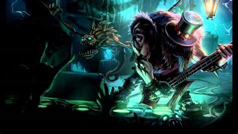 Yo Rick by League Of Legends Yorick Skins