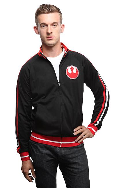 Jaket Zipper Hoodie Sweater Anak Wars Logo wars rebel logo track jacket
