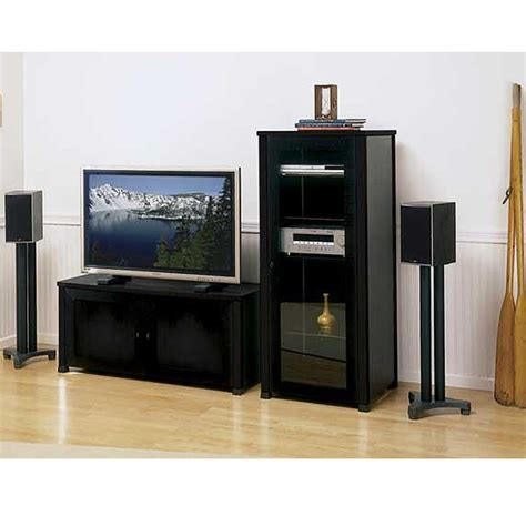 audio component cabinet object moved