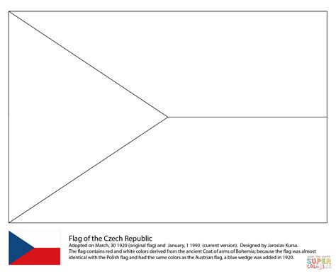 european union flag coloring page flag of the czech republic coloring page free printable