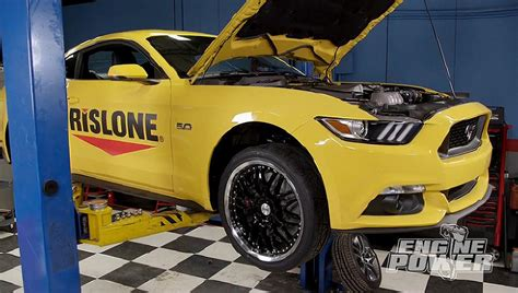 Powernationtv Com Mustang Giveaway - rislone mustang sweepstakes ride part 1 engine power