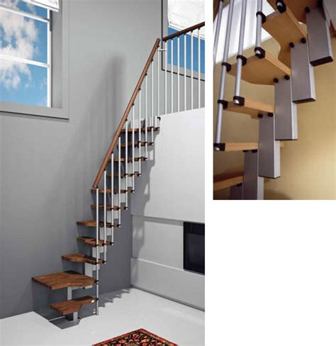how to build stairs in a small space ajustable modular stairs