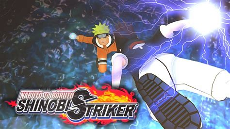 naruto  boruto shinobi striker st official trailer  naruto game pspcxbox