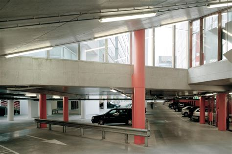 Kennedy Center Parking Garage by Visuals Kennedy Business Center Projects Kcap
