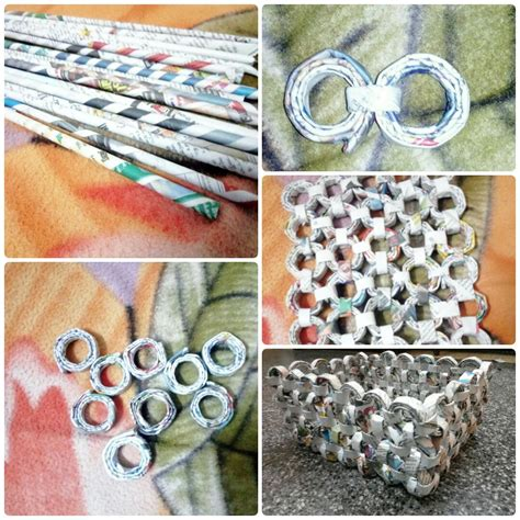 quilling weaving tutorial 36 tutorials for weaving a basket out of newspaper guide