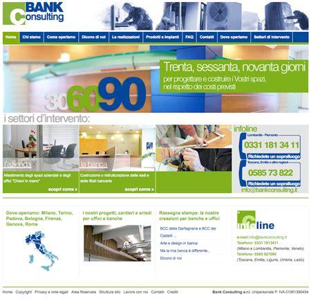 bank consulting on line il nuovo sito della bank consulting diemmedi